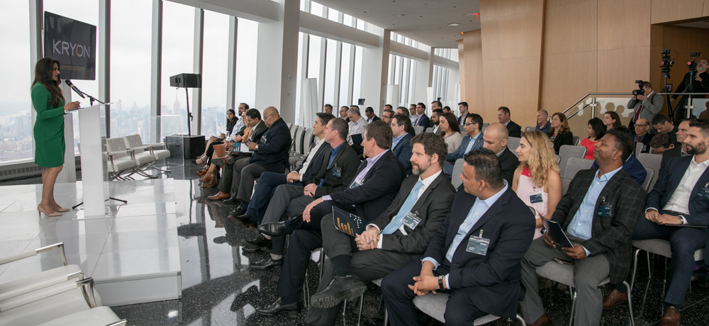 One World Observatory Kryon presentation at World Trade Center
